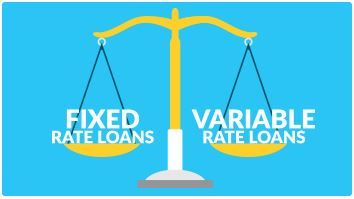 Fixed vs variable home loans
