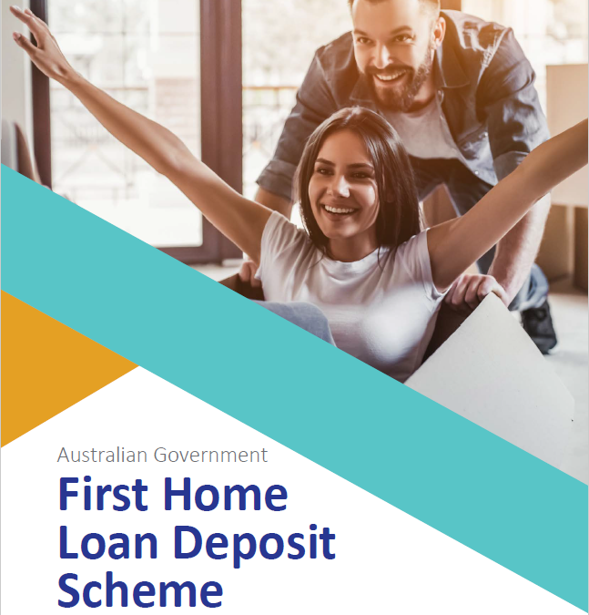 WHAT IS THE FIRST HOME LOAN DEPOSIT SCHEME (FHLDS)?