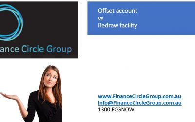 Offset account versus redraw facility: What's the difference?